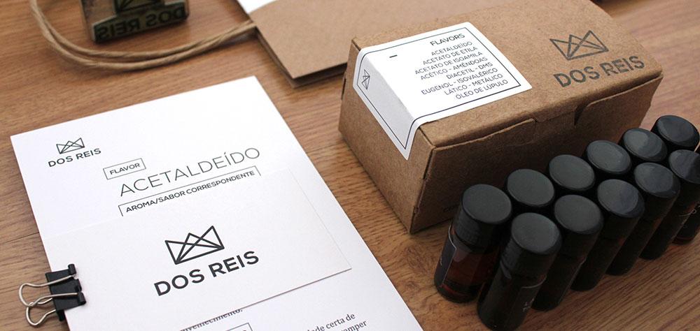 Kit Flavors Dos Reis
